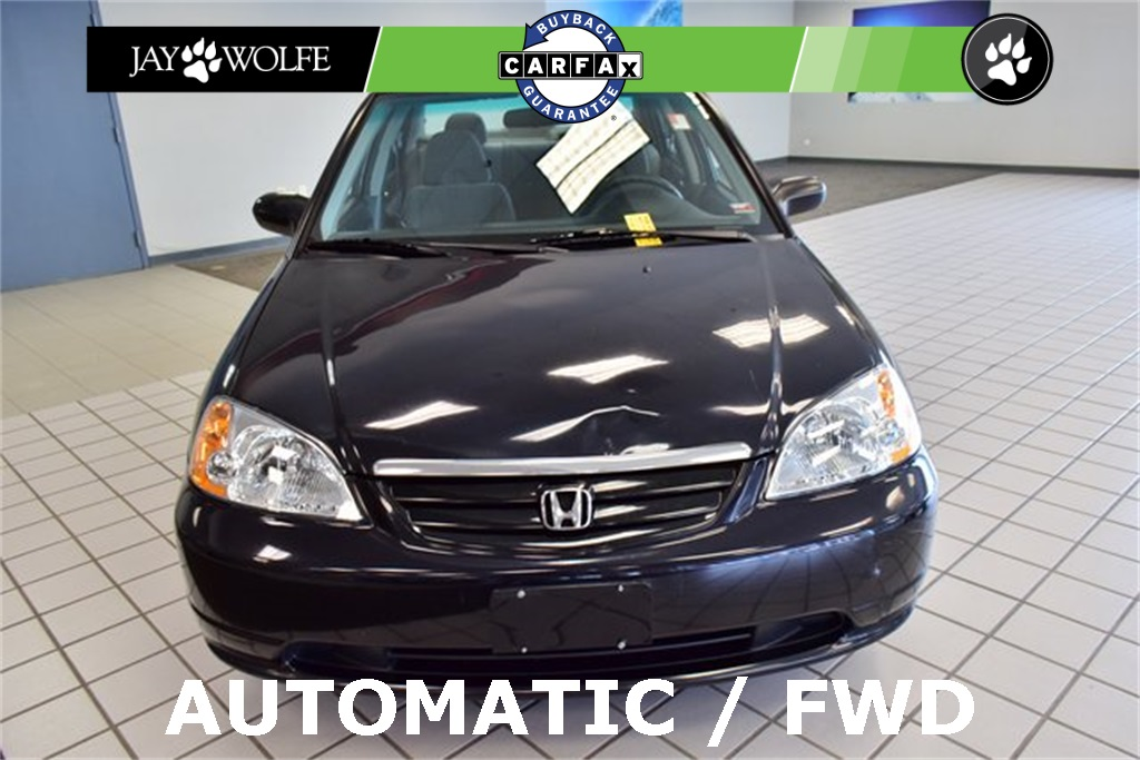 Pre Owned 2003 Honda Civic Lx