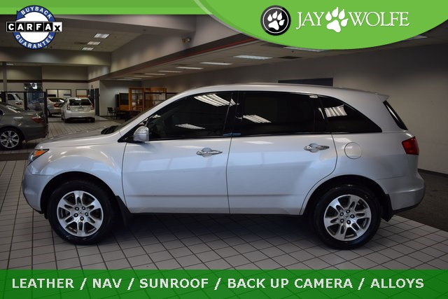Pre Owned 2008 Acura Mdx Technology