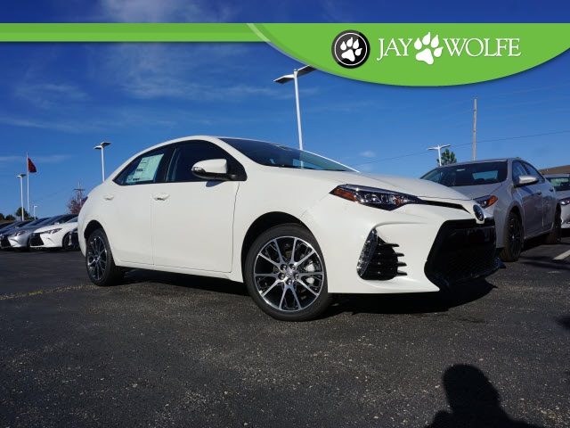 new 2017 toyota corolla 50th anniversary special edition 4d sedan in kansas city t170223 jay. Black Bedroom Furniture Sets. Home Design Ideas