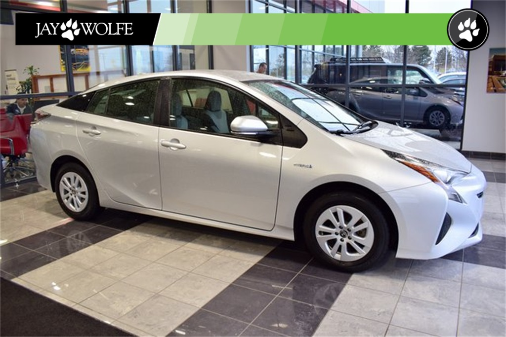 Certified Pre Owned 2017 Toyota Prius Two
